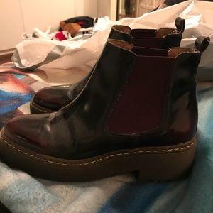 Top shop boots fits 6-7 1/2